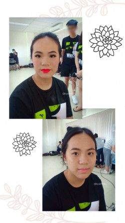 Portfolio-1-Makeup-for-Springfield-Schools-Wicked-The-Musical-Production-oleh-Winnie-di-HelloBeauty