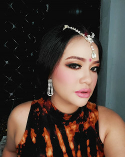 Portfolio-3-Makeup-Party-Wedding-bold-oleh-Ristya-Destrina-di-HelloBeauty