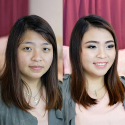 Portfolio-6-Before-and-After-Party-Makeup-oleh-Tasya-Tiddy-di-HelloBeauty