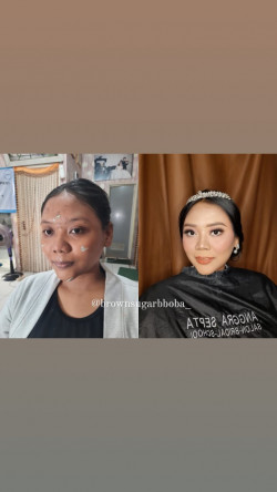 Portfolio-1-Photo-Before-and-After-Bridesmaid-Makeup-Sisters-Makeup-Party-Makeup-LookFor-Any-Further-Information-you-can-contact-me-on-soscial-Media-belowWA-0895331914705Instagram-brownsugarbboba_E-mail-nikenikke15gmailcom-oleh-Nike-Puspitasari-di-HelloBeauty