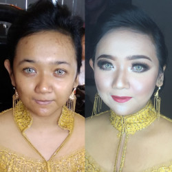 Portfolio-1-Wedding-Make-up-oleh-Lisa-Lengkong-di-HelloBeauty