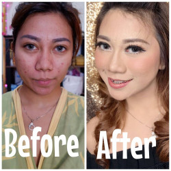 Portfolio-4-Beauty-Brushed-by-me-letincamakeupHave-a-LETINCA-MAKEUP-For-your-special-dayI-will-show-up-your-Beauty-oleh-Letincamakeup-di-HelloBeauty