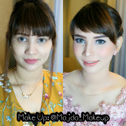 Portfolio-2-Make-Up-dan-Hair-do-for-Bridesmaid-oleh-Majd-di-HelloBeauty