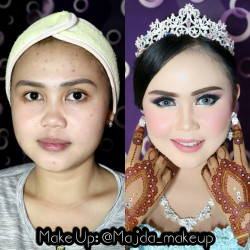 Portfolio-1-Make-Up-dan-Hair-do-for-Wedding-oleh-Majd-di-HelloBeauty