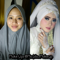 Portfolio-4-Make-Up-for-Wedding-Modern-oleh-Majd-di-HelloBeauty