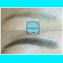 Portfolio-1-Brow-Embroidery-Sulam-Alis-9-12-D-microblading-dan-misty-shadingBahan-UK-US-Korea-Jepang-Tidak-menggunakan-bahan-buatan-China-oleh-Beauty-By-Re-di-HelloBeauty