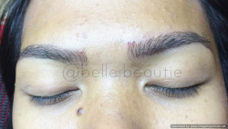 Portfolio-6-Technique-MicrobladingColour-Dark-BrownGet-your-eyebrows-beautified-at-Belle-BeautieContact-oleh-Belle-Beautie-di-HelloBeauty