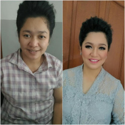 Portfolio-3-Christmas-dinner-makeup-for-mrs-arni-oleh-Ibreina-Sembiring-di-HelloBeauty
